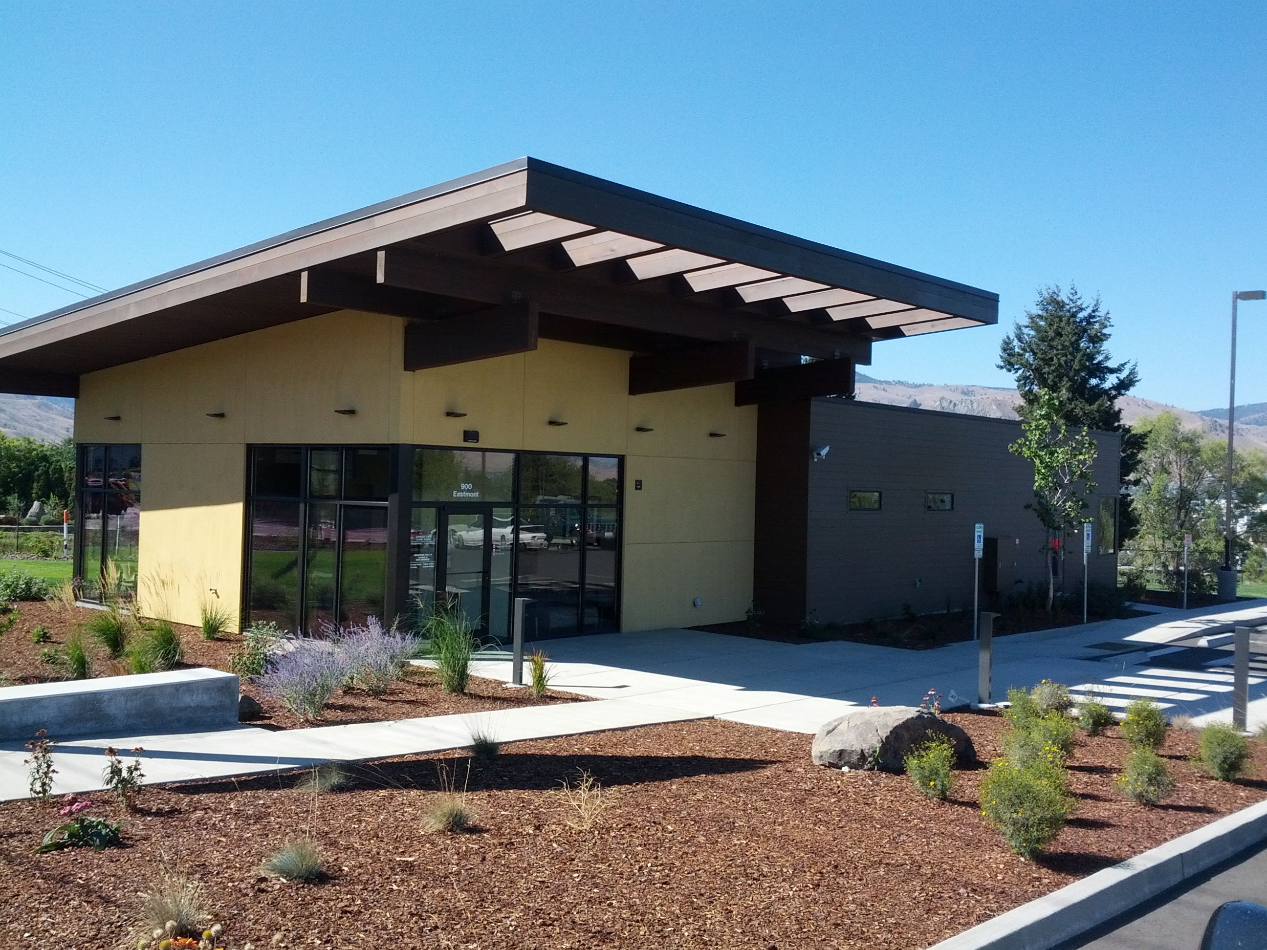 East Wenatchee CVCH Clinic