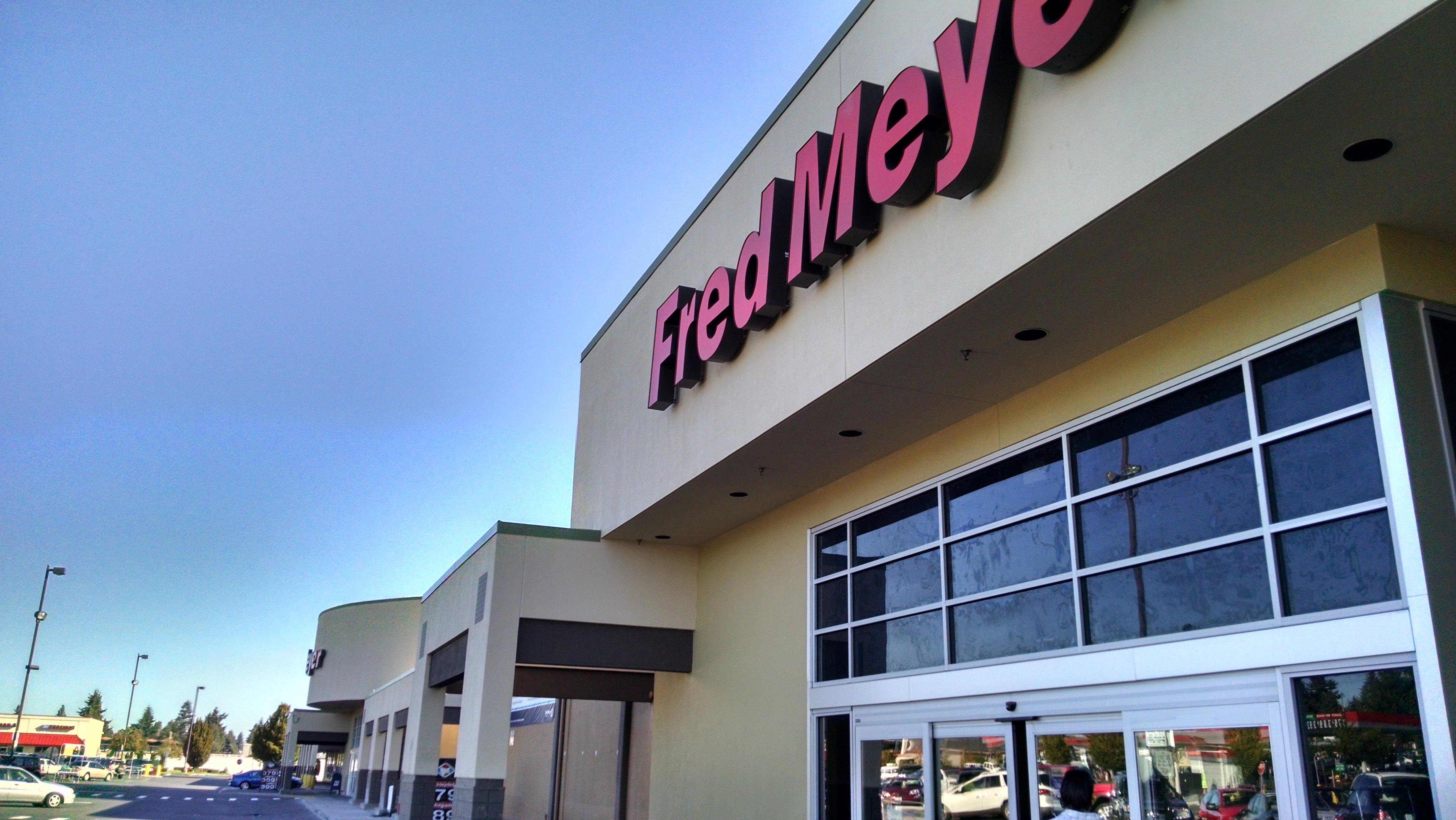 Fred Meyers – Burien